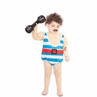 Disfraz de Forzudo para bebés