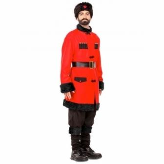 Disfraz de Cosaco para hombre
