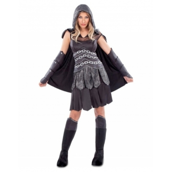 Disfraz medieval Guerrera para mujer