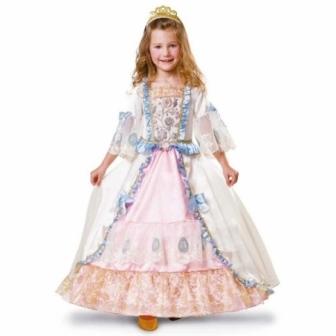 Disfraz Princesa Romantica para niña