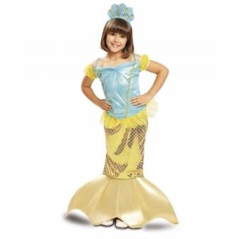 Disfraz Sirenita para niña