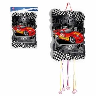 Piñata coche 35x50 cms.