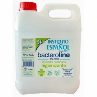 Bacteroline Higienizante 5L Inst.Español