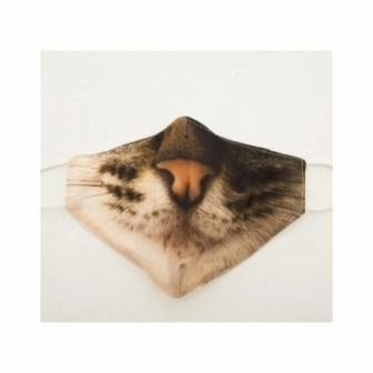 Mascarilla higiénica Gato adulto