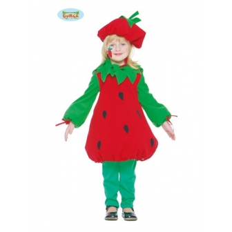 Disfraz Fresita Infantil