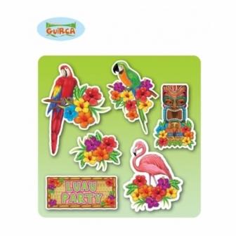 Aves Hawai Decorativas
