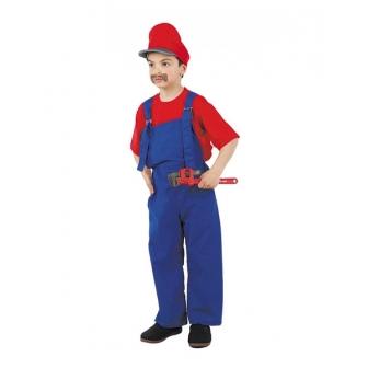 Disfraz Fontanero Infantil