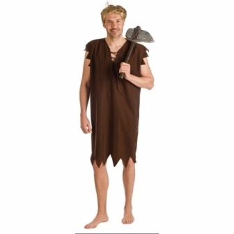 Disfraz Cavernícola Adulto