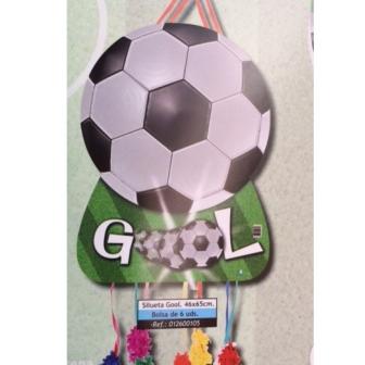 Piñata Silueta Gool Grande