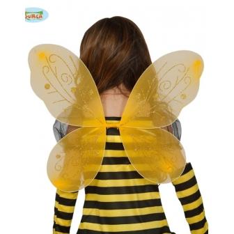 Alas Amarillas 44x35 cm