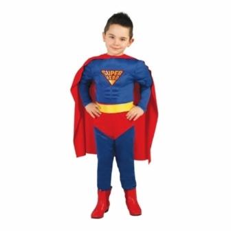 Disfraz  Heroe Musculoso para niño