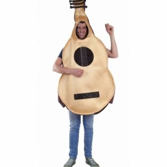 Disfraz de Guitarra adulto