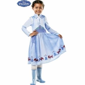 Disfraz Anna Classic adventure niña