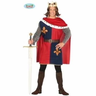 Disfraz de conquistador adulto