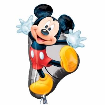 "Globo Foil Mickey cuerpo 38"""