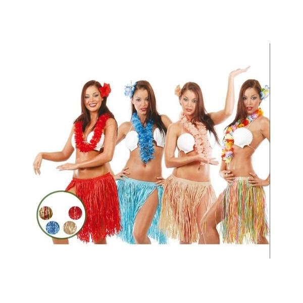 Conjunto Hawaiano 3 piezas colores AD