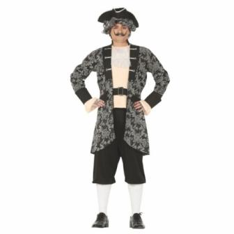 Disfraz Pirata victoriano para hombre