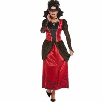 Disfraz de Vampira Gótica para mujer
