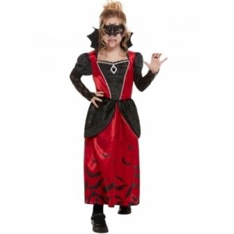 Disfraz Vampira Gótica para niña