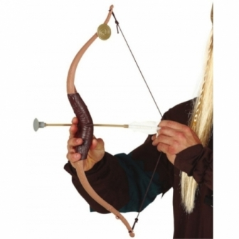 Set Arco 58 cms. con flechas
