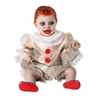 Disfraz Payaso asesino bebé
