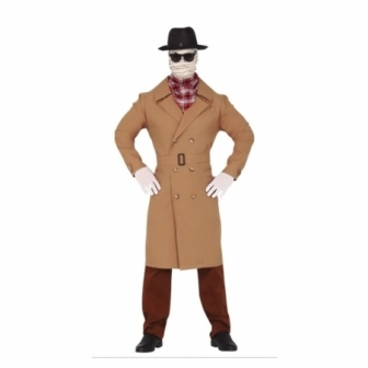 Disfraz Hombre invisible  adulto