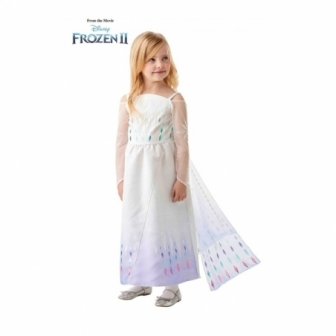 Disfraz Elsa Epilogue Frozen2 deluxe inf