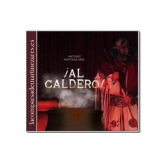 Al Caldero. Antologia de Martinez Ares