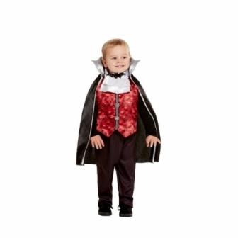 Disfraz de Vampiro para bebe y niño