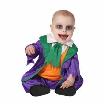 Disfraz Payaso villano bebé