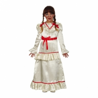 Disfraz Devil Doll para niña