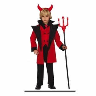 Disfraz Diablo infernal niño
