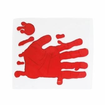 Decoración mano gel 19 cms.