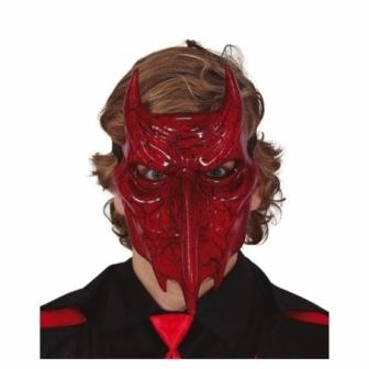 Máscara Demonio pvc