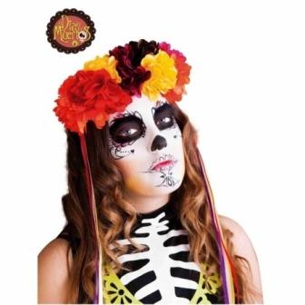 Diadema Lujo Katrina Rosas Colores