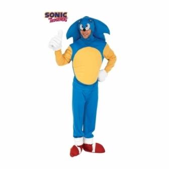 Disfraz de Sonic para hombre