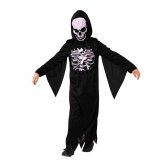 Disfraz Esqueleto misterioso infantil