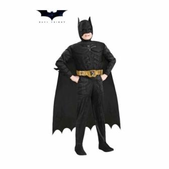 Disfraz Batman musculoso con ACC niño