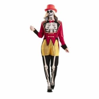 Disfraz Domadora Esqueleto Adulta