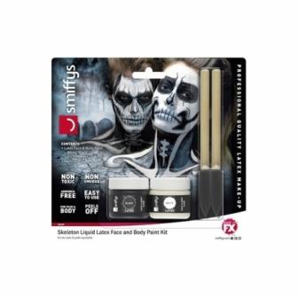Kit Látex Líquido 2 colores Esqueleto