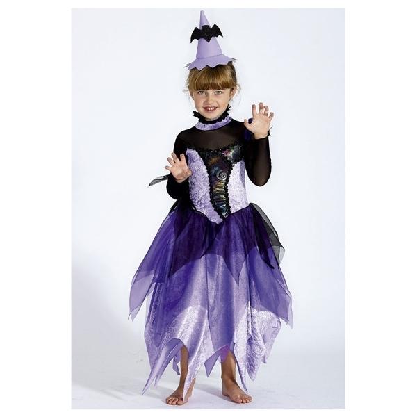 Disfraz Bruja Stella para niña