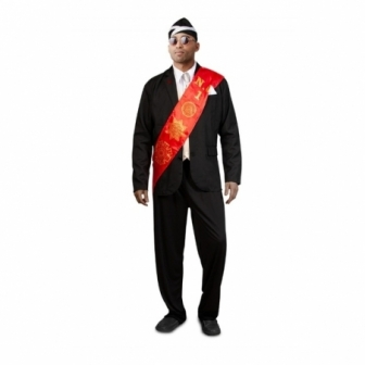 Disfraz Hombre del Ataúd adulto