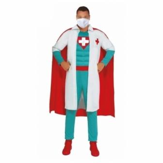 Disfraz Super Doctor para adulto