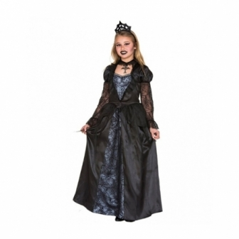 Disfraz Reina malvada para niña