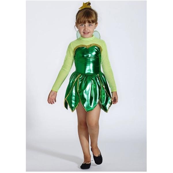 Disfraz Campanilla infantil deluxe