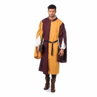 Disfraz Trovador Medieval Edward adulto
