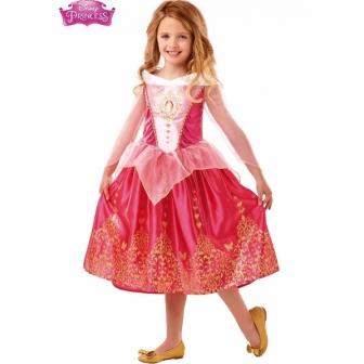 Disfraz Bella Durmiente deluxe niña
