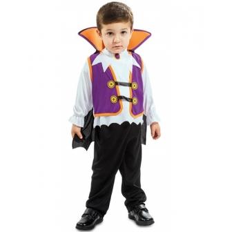Disfraz pequeño vampiro niño y bebe