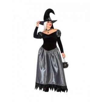 Disfraz Bruja mujer T.XL/ XXL