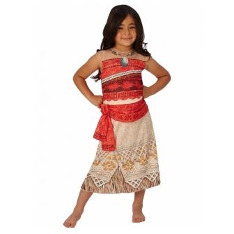 Disfraz Vaiana Classic para niña